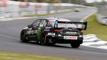 Auckland V8 Supercars - monster