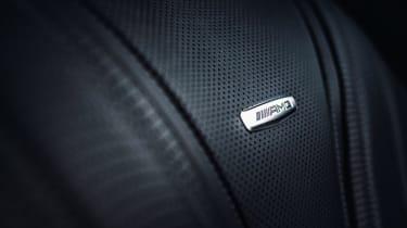 Mercedes-Benz S-class – headrest