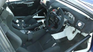 1993 Prodrive Subaru Impreza recce car