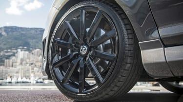 Vauxhall Corsa VXR Clubsport alloy wheel