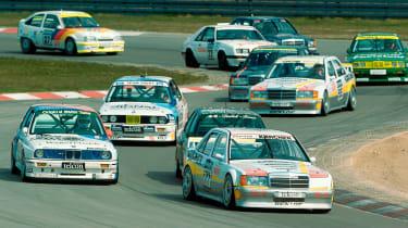 1990 Mercedes-Benz 190E 2.5-16 Evolution DTM