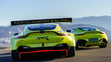 Aston Martin Racing Vantage GTE - rear