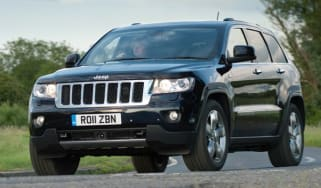 2012 Jeep Grand Cherokee 3.0 CRD