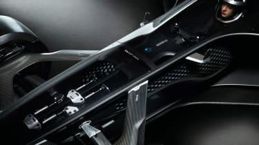 Renault R.S. Vision 2027 - detail
