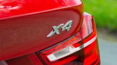 BMW X4 xDrive30d - Rear light