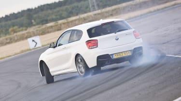 Best hot hatchbacks: BMW M135i