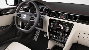 Seat Toledo concept released ahead of Geneva