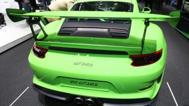 Porsche 911 GT3 RS – rear
