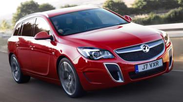 Vauxhall Insignia VXR updated