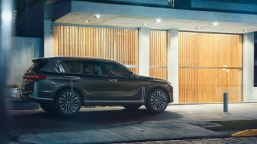BMW X7 Concept - side