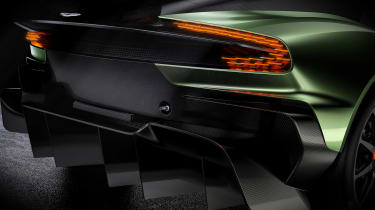 Aston Martin Vulcan - rear three quarter