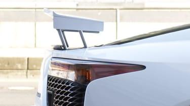 Lexus LFA spoiler