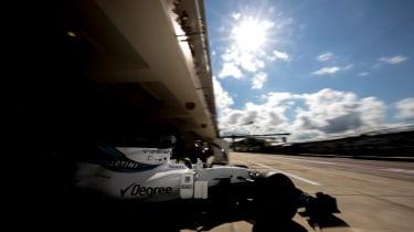 F1 2017 Austin - Williams