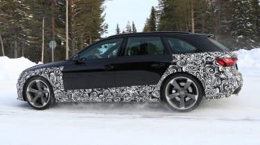 2019 Audi RS4 facelift