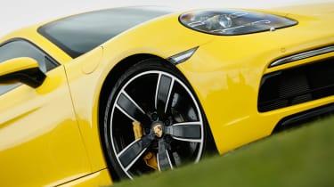 Porsche 718 Cayman S – Wheel