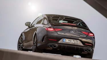 Mercedes-AMG CLS 53 - rear static