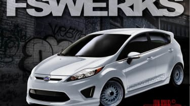 345bhp Ford Fiesta 'RS' by Ford Racing