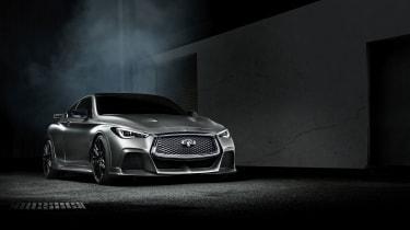 Infiniti Q60 Project Black S - Front