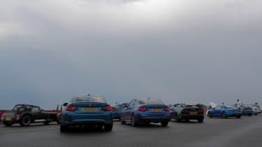 evo Trackday Bedford 27AUG - BMW M2