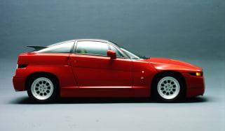 Alfa Romeo SZ - side