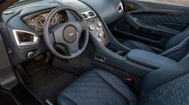Aston Martin Zagato Volante - interior
