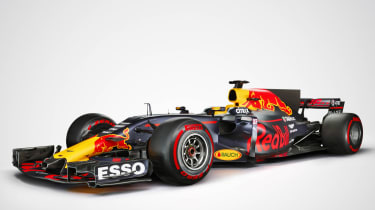 Red Bull car front 3.4