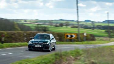 Alpina D3 S Touring – action