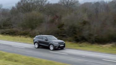 2021 Land Rover Range Rover Velar – front pan