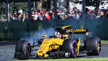 Renault F1 car 3