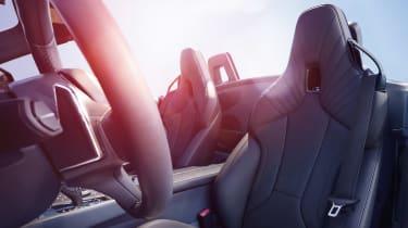 BMW Z4 M40i - seats