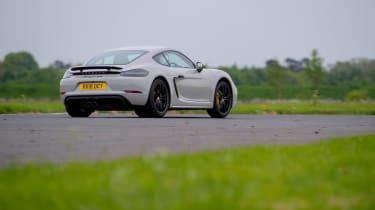 Porsche 718 Cayman GTS - Rear