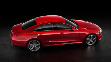 Mercedes-Benz CLS – side