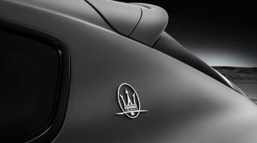 Maserati Levante Trofeo - badge