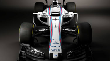 Williams 2017 front