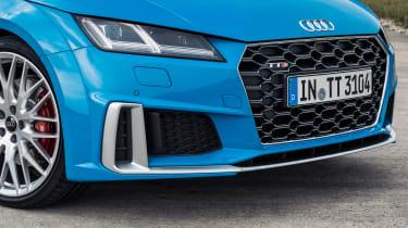 Audi TTS – front bumper