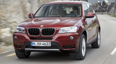 2013 Bmw X3 Sdrive 18d Review Pictures Evo