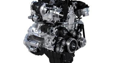 JLR engine tech