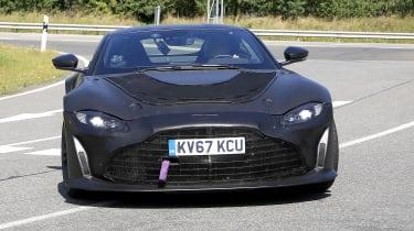 Aston Martin Vantage mule – 11