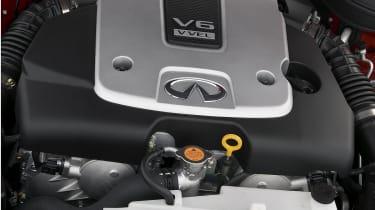 Infiniti G37S engine