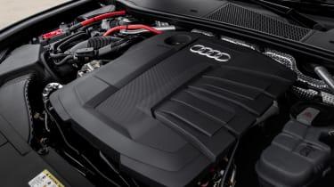 2018 Audi A6 - engine]
