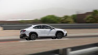 All-new 2022 Subaru WRX – rear quarter