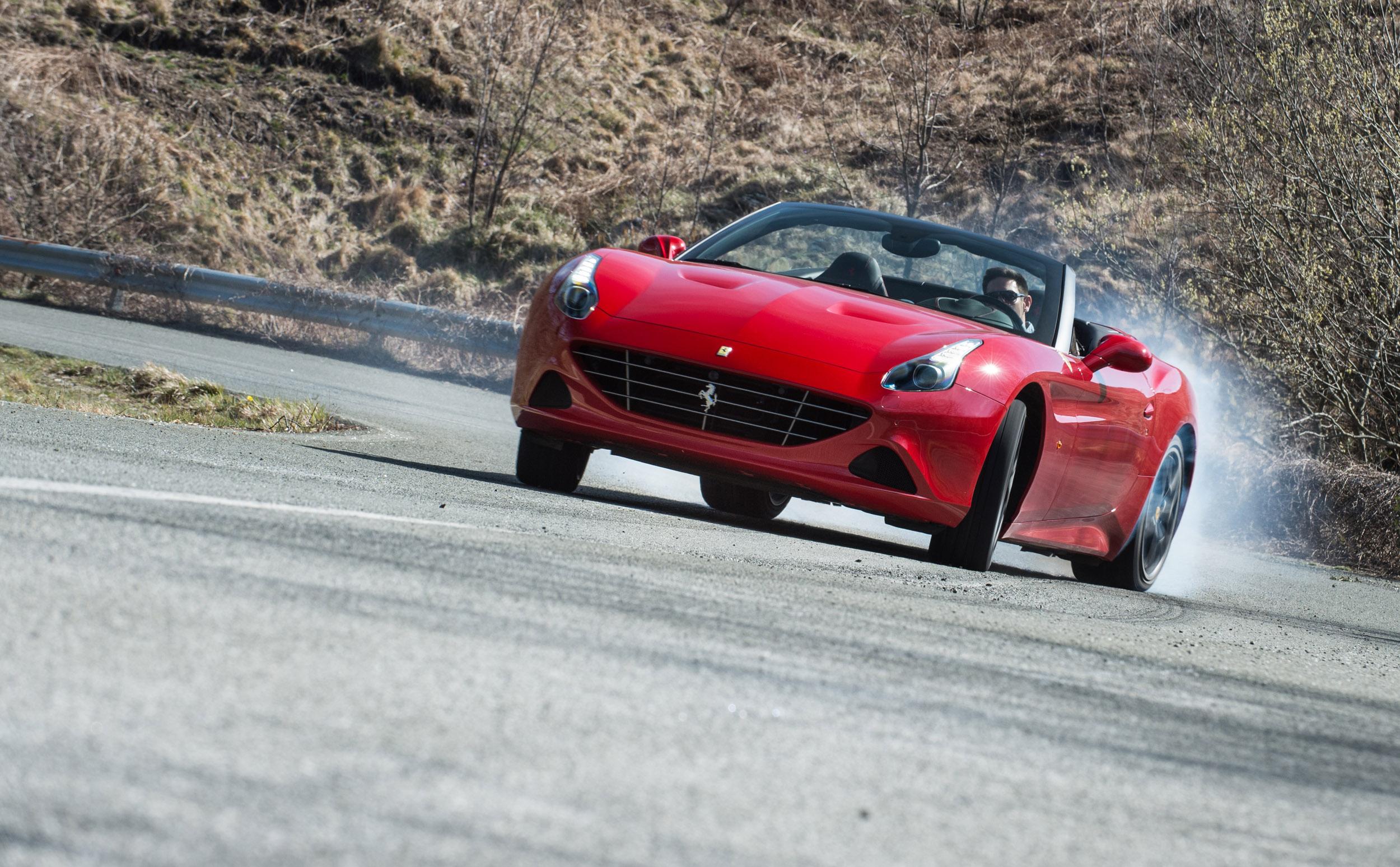 Ferrari California T Handling Speciale review - prices ...