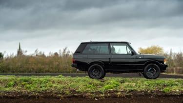 Bishops Heritage Range Rover – side 2