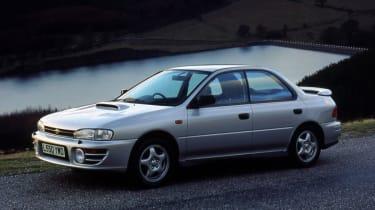 Impreza 2000 Turbo
