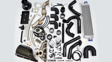 Mazda MX-5 BBR Stage 1 Turbo - Conversion kit