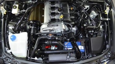Mazda MX-5 BBR Stage 1 Turbo - Engine