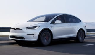 Tesla Model X Plaid