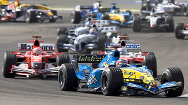 Formula 1 Donington Park