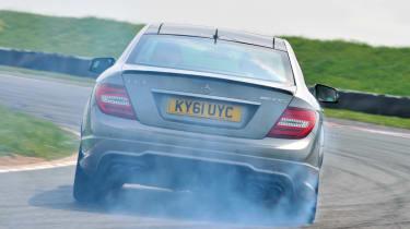 evo Magazine: July 2013 Mercedes C63 AMG Coupe