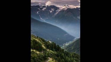 Porsche Boxster Spyder - roads